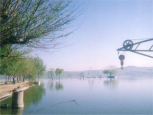 Lago di Chiusi - Image: Lago di chiusi 1