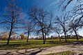 Lake Johnson Rest Area, Highway 29, Benson, Minnesota (24938432618).jpg