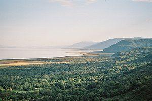 Lake Manyara Biosphere Reserve - Image: Lake Manyara