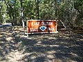 Lake Talquin SP sign01.jpg
