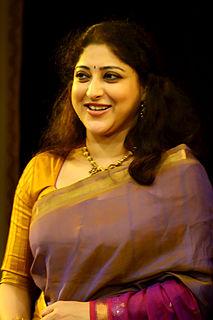 Lakshmi Gopalaswamy Indian actress
