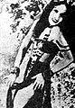 Lalita Pawar in film, Himmat-e-Marda (1935).jpg
