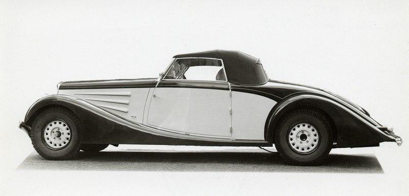 Lancia Belna Cabriolet 1935 Pourtout