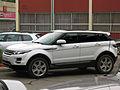 Land Rover Range Rover Evoque SD4 Pure SE 2012 (14470075718).jpg