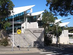 Lane Cove, Aquatic Centre