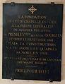 Lanquais église chapelle plaque.JPG