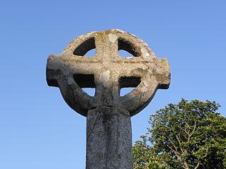 croix du cimetière de Tressaint