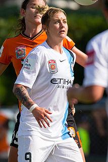 Larissa Crummer association football player