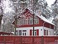 Latvian time house Kr. Baron st. - panoramio - Paul Berzinn.jpg