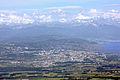 Lausanne depuis le Mont Tendre.JPG