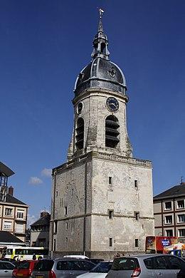 Amiens Plan De Ville