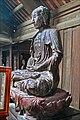 Le Bouddha jeûnant (pagode But Thap).jpg