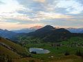 Le Lac des Confins (Aravis).JPG