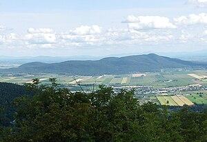 Mont Rougemont - Image: Le Mont Rougemont