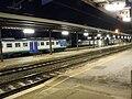 Legnago train station, night view.jpg