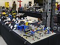 Lego LL 928 x 2 - Scaled up version of Classic Space LL 928 - BrickCon 2010 - Seattle Center Exhibition Hall - (1).jpg