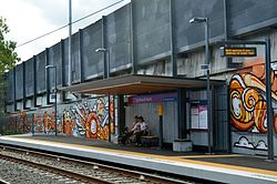 Leichhardt North light rail station, Sydney.jpg