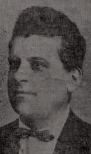 Leon Feraru - Feraru in 1926