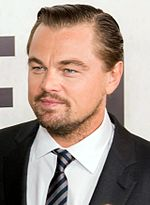 Photo of Leonardo DiCaprio in 2016.