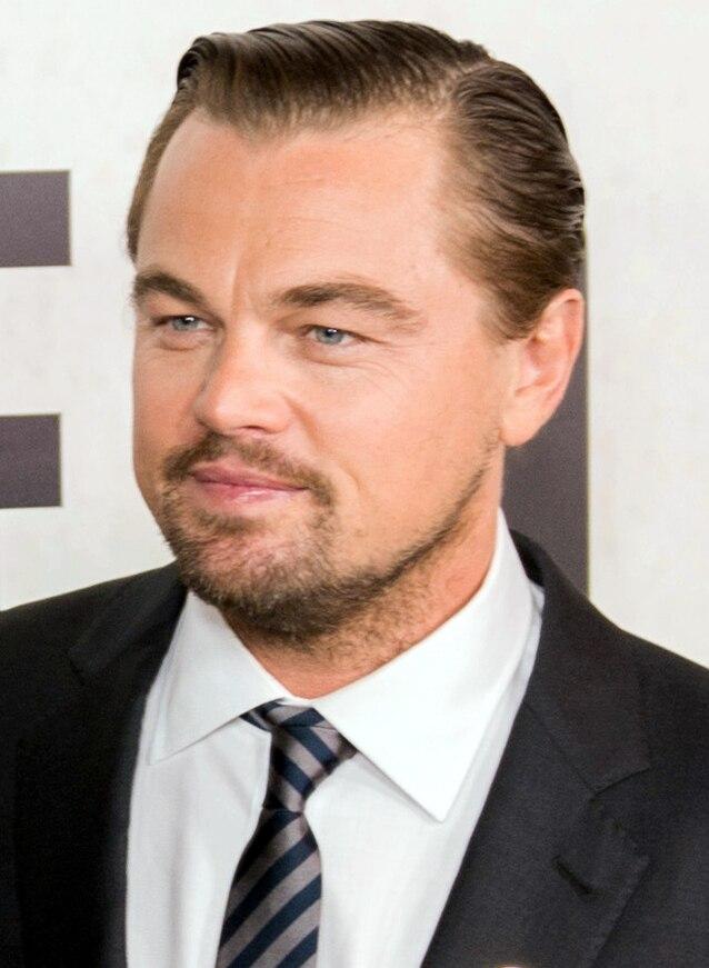 Leonardo DiCaprio October 2016