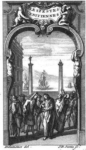 Les fêtes vénitiennes - Image: Les Festes Vénitiennes