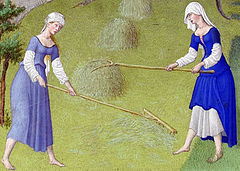 Les Très Riches Heures du duc de Berry juin haymaking.jpg