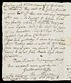 Letter to Mr & Mrs Liversege from Gustavus Vassa Wellcome L0049684.jpg