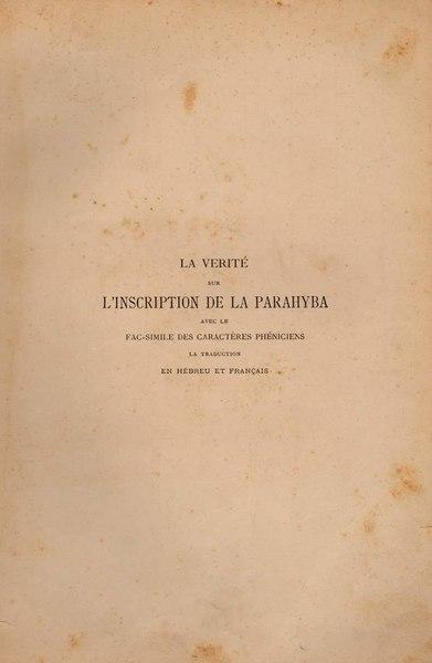 File:Lettre a monsieur Ernest Renan a propos de l'inscription phénicienne apocryphe soumise en 1872 a l'Institut historique, géographique et ethnographique du Brésil.pdf