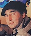 Lev Syrkin in the studio Jerusalem 1985 (1) (cropped).jpg