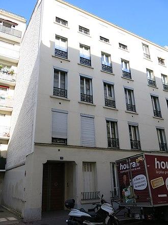 Speed Rabbit Pizza - The head office in Levallois-Perret near Paris
