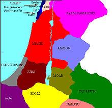 Mapa pol�tico do Pr�ximo Oriente em 800 a.C.