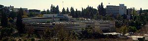 Hebrew University Secondary School - 360 px