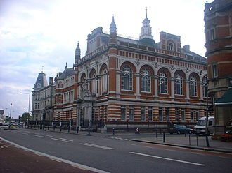 Leyton - Leyton Town Hall