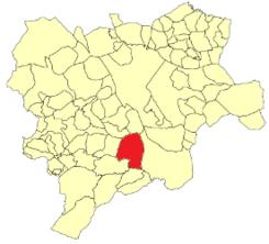 Término municipal de Liétor.