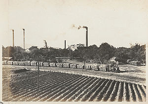 Light railway of sugar industry in Takao.jpg