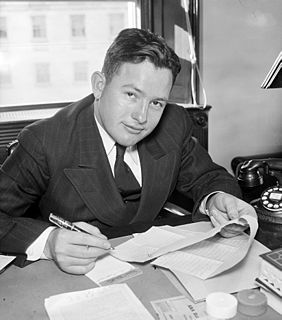 Lindley Beckworth American politician