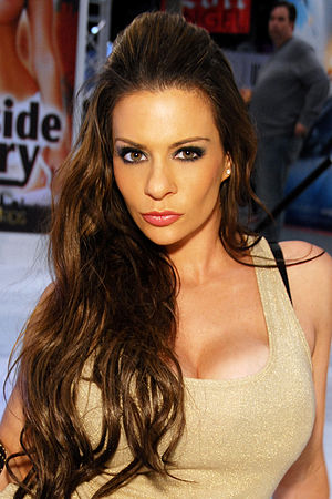 Linsey Dawn McKenzie - Linsey Dawn Mckenzie attending the AVN Adult Entertainment Expo, Las Vegas, January 2011
