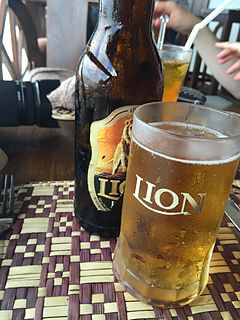 Beer in Sri Lanka