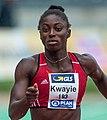 Lisa-Marie Kwayie (GER) 2018.jpg