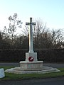 Little Berkhamsted, Hertfordshire - war memorial.jpg