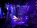Lizzo performing at the BRIT Awards 2020.jpg