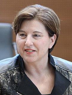 Ljudmila Novak Slovenian politician