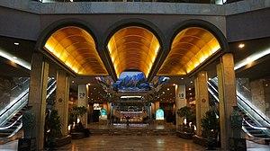 Koryo Hotel - The hotel lobby