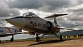 Lockheed F-104A Starfighter (Interceptor) (14940462023).jpg
