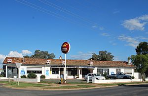 Lockington, Victoria - Lockington Hotel