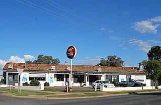 Lockington, Victoria Town in Victoria, Australia