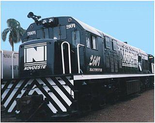 Train of Pantanal