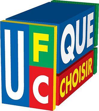 UFC Que Choisir - Image: Logo UFC Que Choisir
