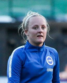 Chloe Peplow association football player