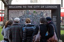 London Tourist Information Map.Tourism In London Wikipedia